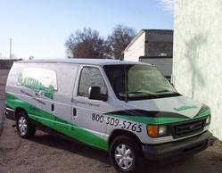 building van