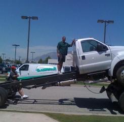 truck window repair