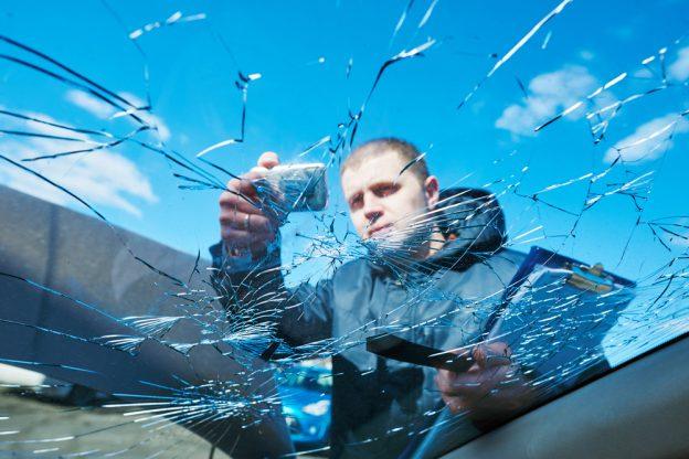auto glass inspection Utah